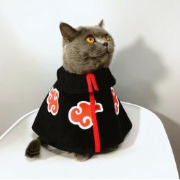 Naruto Akatsuki Dog Costume Anime Cat Cloak