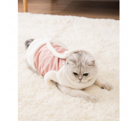 Plush Corduroy Warm Vest Winter Clothing