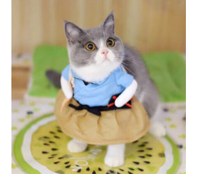 Takashima Two-legged Costume Pet Clothing
