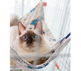 Cat Widow Hammock Hanging Cat Bed Canvas