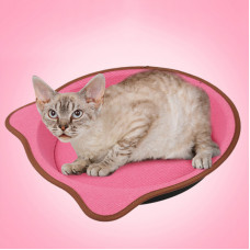 Flannel Cat Grinding Plate Small and Medium Pet Nest