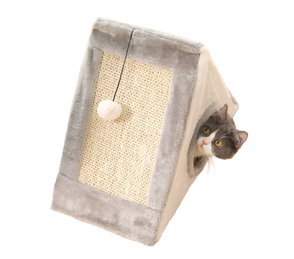 Triangle Cat Climbing Frame Cat Bed