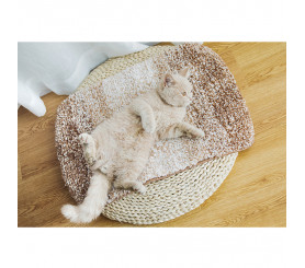 Non-slip Pet Plush Mat Autumn/Winter Pet Pad For Cats and Dogs