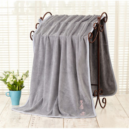 Microfiber Dog Bath Towels Quick Dry Absorbent Large Towel
