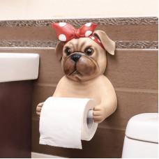 Cartoon Toilet Roll Shelf Wall Shelf