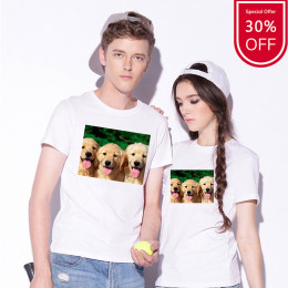 Custom Photo T Shirts Personalized Print Memorial Shirt with Dog Pictures