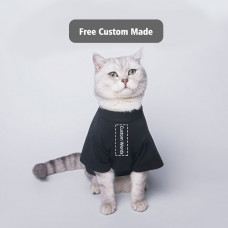 Custom Pet Clothes Summer Thin Clothing
