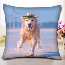 Custom Pillow Pet Photo Printed Pillow