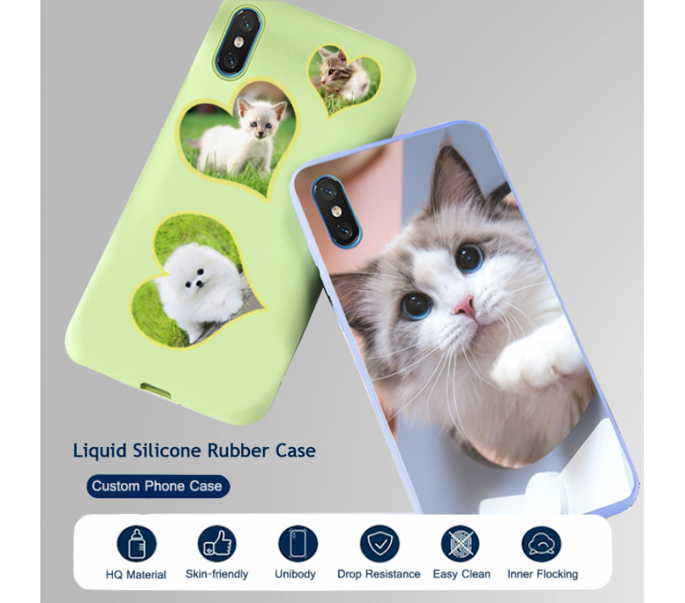 Custom Photo Phone Cases Personalized Pet Cell Phone Case