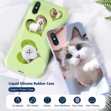 Customized Mobile Phone Case Silicone Softshell