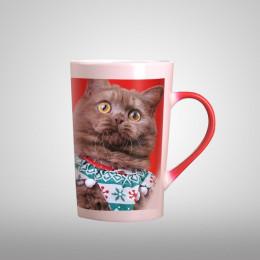 Personalized Color Changing Mug Heat Sensitive Photo Mug
