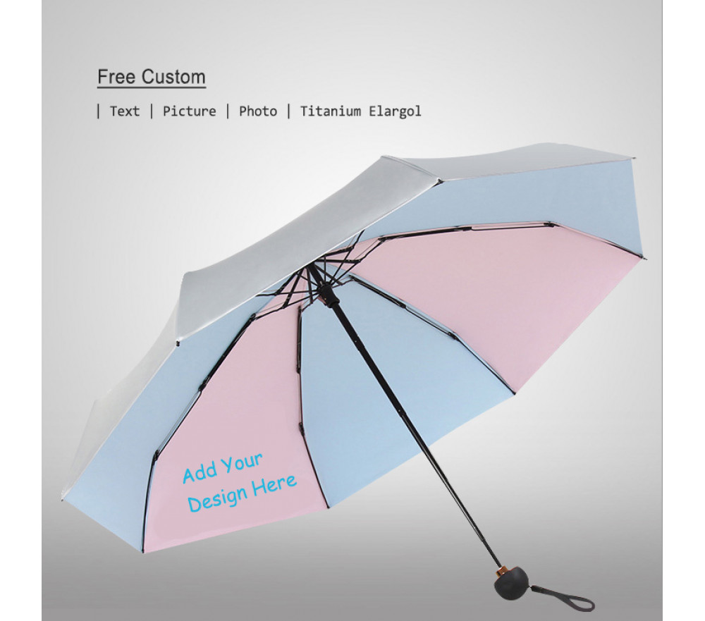 Personalized Custom Design Umbrella All-Weather Umbrella Special Sale
