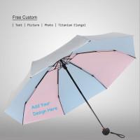 Personalized Custom Design Umbrella All-Weather Umbrella