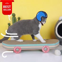 Cardboard Cat Scratcher Skateboard Cool Scratching Post