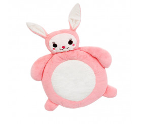 Pink Rabbit Dog Beds for Small Dogs