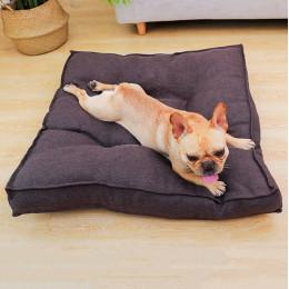 Bolster Dog Mat Dog Crate Pad Mattress Washable