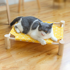Elevated Cat Bed Off the Floor