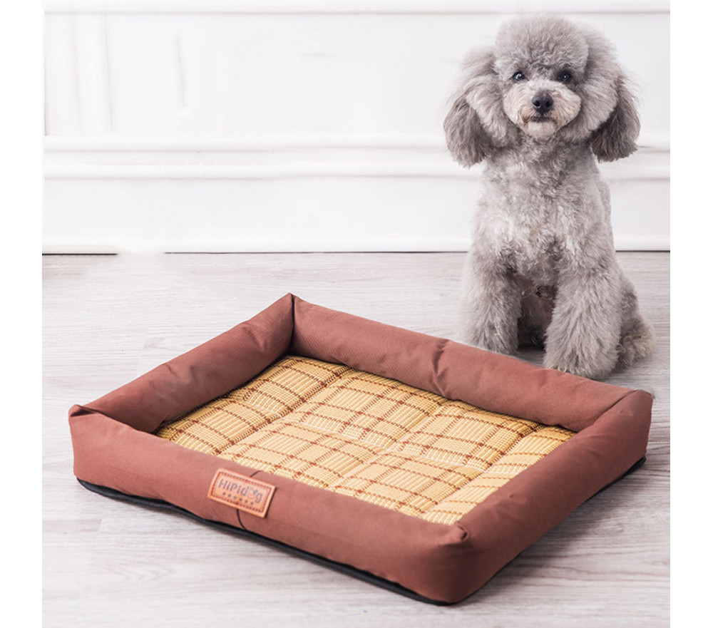 Small Dog Beds with Cooling Mat