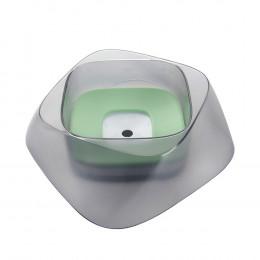Dog Water Bowl No Spill Pet Water Bowl Slow Water Feeder