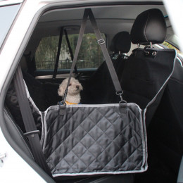Washable Mesh Car Seat Covers for Dog Net Barrier