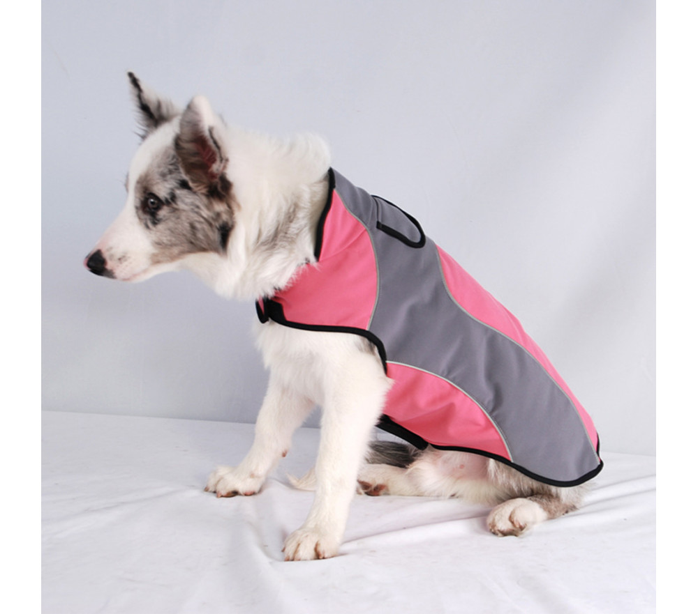 Waterproof Dog Jackets for Giant Breeds Winter Weather