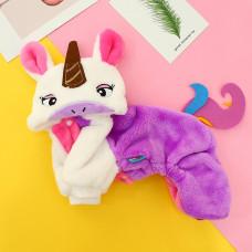 Unicorn Costume for Dog Autumn/Winter