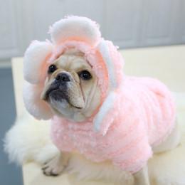 Flower Coat for Dogs Winter