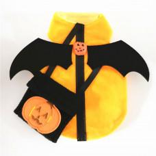 Pumpkin Dog Costume for Halloween