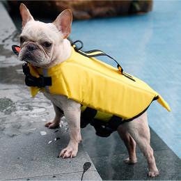 Yellow Duck Dog Life Jacket