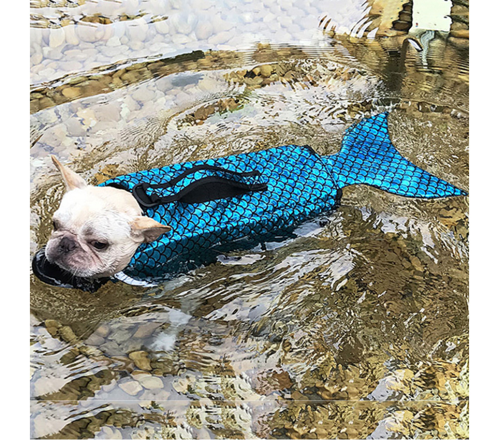 Dog Mermaid Life Jacket
