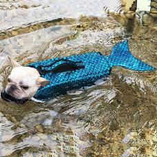 Dog Mermaid Life Jacket