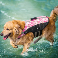 Lightweight Large Dog Life Jackets Reflective
