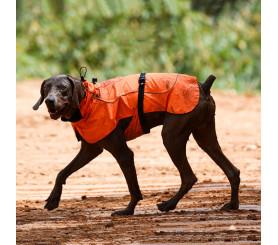 Big Dogs Raincoat with Harness Hole Waterproof
