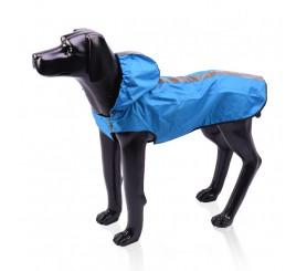 Reflective Large Dog Raincoat with Hood