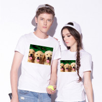Pet Photo Customized T Shirt Memorial T Shirts with Pictures Special Sale