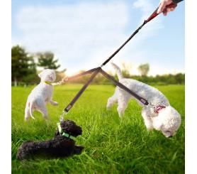 3 Way Splitter Dog Lead
