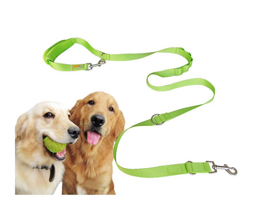 Double Ended Dog Coupler Lead