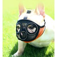 Nylon Soft Muzzle Mesh Dog Muzzle for Pitbull