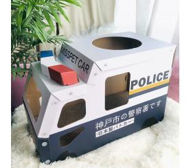 Cat Scratcher Car Cardboard Scratching Post