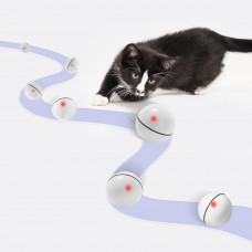 Automatic Rolling Ball Cat Toy