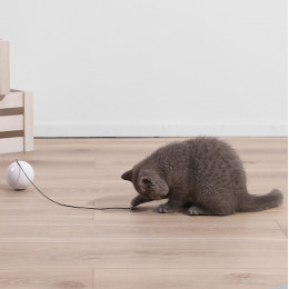 Interactive Cat Toys Ball Automatic Cat Toy Rolling Ball