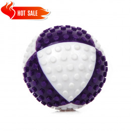 Indestructible Dog Ball Rubber Ball Dog Toy With Spikes