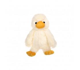 Squeaking Plush Duck Dog Toys