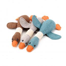 Wild Goose Squeaker Dog Toy 3 Pack