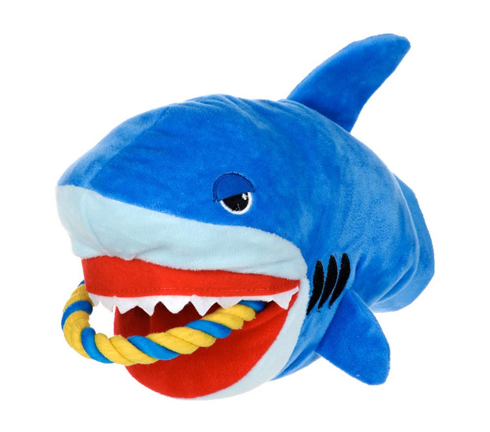 Shark Tug Toy Dog Toys
