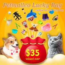 Petmallco Lucky Bag Valued Over $35