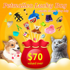 Petmallco Lucky Bag Valued Over $70