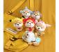 Backpack Hanging Toys Shiba Inu Dog