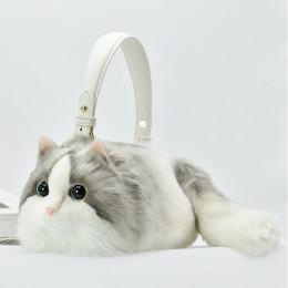3D Doll Cat Shoulder Bag