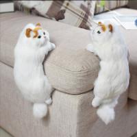 Hanging Crafts Simulation Cat